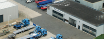 Autoparco Nooteboom Trading BV company
