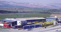 Autoparco ALTINORDU LPG GAS TANK, PRESSURE & CRYOGENIC VESSELS MANUFACTURING