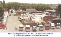 Autoparco De Kruyk Trucks BV