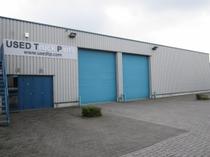 Autoparco Used Truck Parts BVBA company