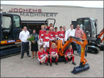 Autoparco JOCHEMS MACHINERY