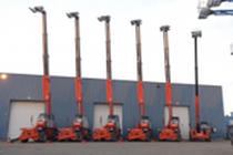 Autoparco Colle Sittard Machinehandel